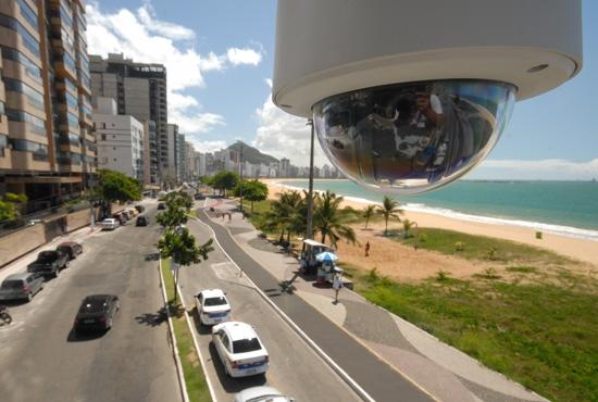 Prefeitura instalará mais 53 câmeras de videomonitoramento - Imagem: Sérgio Cardoso