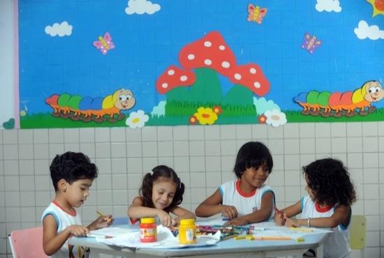 educação infantil - Imagem: Sergio Cardoso