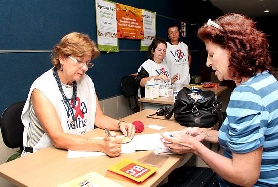 Teste de hepatite - Imagem: Zanete Dadalto