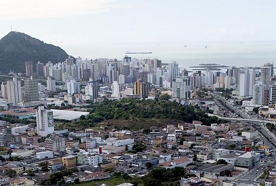Área do Parque Municipal Marista - Imagem: Sergio Cardoso