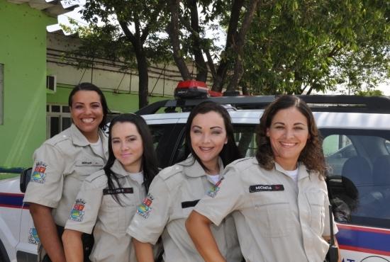 Guardas Municipais - Imagem: Camila vargas
