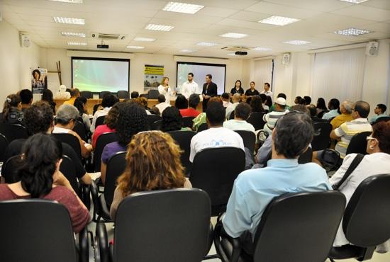 Palestra para Microempreendedores - Imagem: Camila Vargas