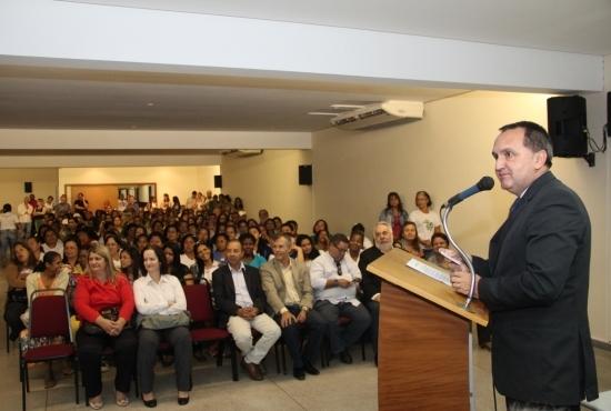 Prefeito sanciona lei de Agente de Saúde - Imagem: Alexandre Alvares