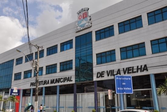 Prédio da Prefeitura - Imagem: Camila Vargas