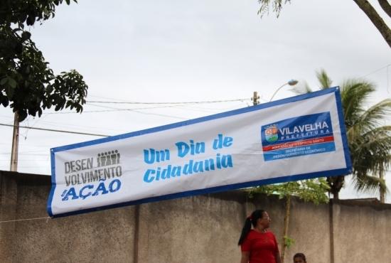 Desenvolvimento em ação, um dia de cidadania - Imagem: Alexandre Alvares