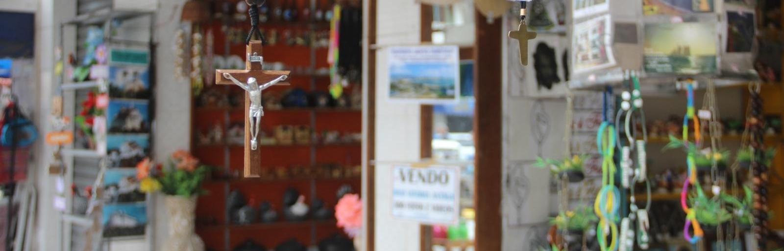 Adesivo Impressão Digital ~ Prefeitura de Vila Velha Artesanato religioso produzido no Estado tem espaço na Festa da Penha 2015