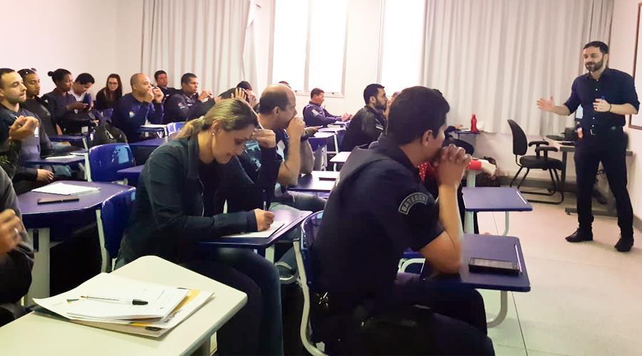 d4be8e6b90bbc Prefeitura Municipal de Vila Velha  Guarda Municipal promove cursos de  capacitação para o trabalho dos agentes