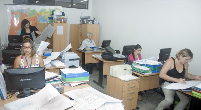 Equipe de Analistas da Aprovação de Projetos