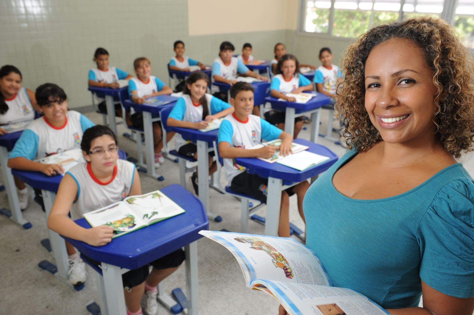 A qualidade da Educação passa pela valorização do Magistério